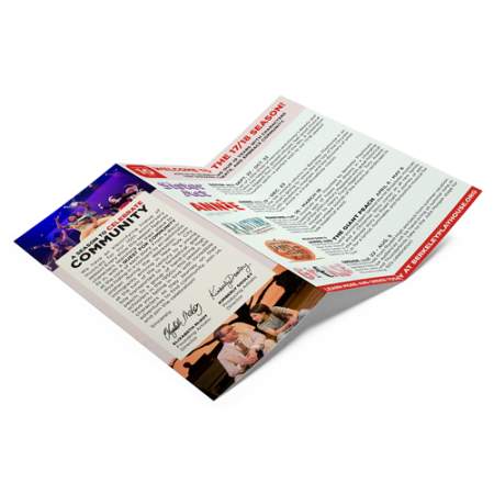 Cheap Brochure Printing Services | Custom Size Brochure Printing