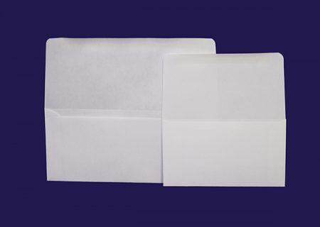 compare envelope sizes