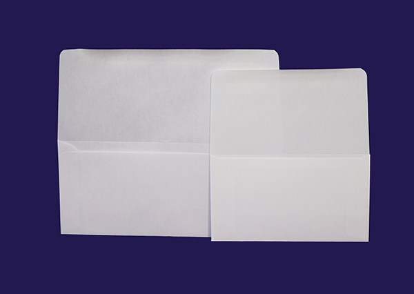 compare envelope sizes